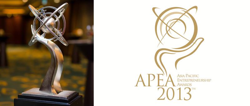 Asia Pacific Award